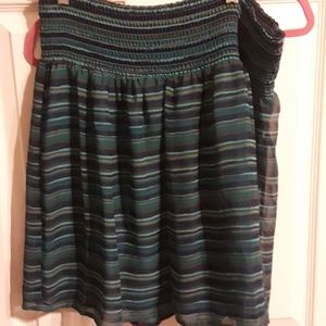 Too Cute for words! Size LARGE Skirt